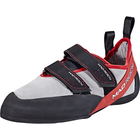 Mad Rock Drifter Scarpe da arrampicata, red/grey